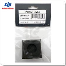 DJI Phantom 3 Spare Part 45 -UV Filter (Pro/Adv) for RC Drone Quadcopter