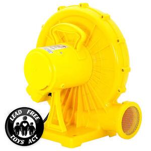 Commercial Inflatable Bounce House Air Pump Blower Fan - 1200 Watt 1.5 hp