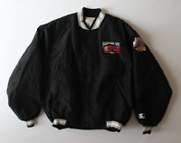 Hardware City Rock Cats game worn used 1996 jacket! RARE! Guaranteed Authentic!