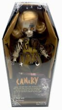 Bambola Living Dead Dolls Series 34 Canary Mezco Toys 25 Cm