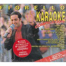 FIORELLO - Karaoke Compilation - 883 MAX PEZZALI - BOX 2 CD 1993 SIGILLATO
