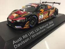 Audi R8 Lms #2 12h Bathurst 2016 Davison, Angle Hock, Vanthoor 1:43 spark