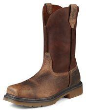 Masculino ARIAT RAMBLER Aço dedo do pé botas de trabalho! 10008642! muitos tamanhos! ~