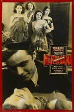 MARIHUANA Movie POSTER 27x40 D Harley Wood Hugh McArthur Pat Carlyle Dorothy