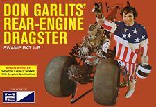 NEW! MPC868 Big Daddy Don Garlits SWAMP RAT 14 NHRA Top Fuel Dragster 1/25 model