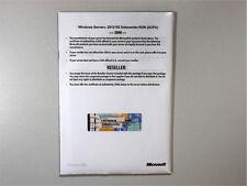 Windows 2012 Server Datacenter R2, ROK IBM/Lenovo  bis zu 4 (vier) CPUs ,deutsch