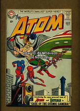 1 B39 1963 The Atom #7 VG 1st Hawkman Crossover DC Comics