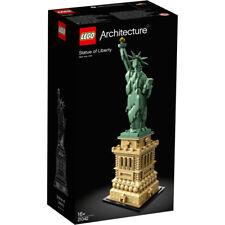 Lego Arquitectura Estatua de la libertad 21042 Nuevo