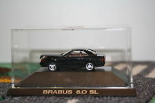 Brabus 6.0 SL in PC-Box  (Herpa/MG,X/PC 275, 370