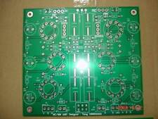 Attenuated MM / MC Tube Phono Turntable Amplifier Board PCB base on Sansui MM