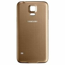 CACHE BATTERIE COQUE BACKCOVER GOLD OR ORIGINAL SAMSUNG pour SAMSUNG GALAXY S5