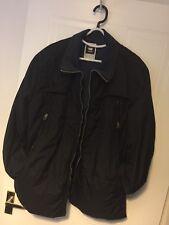 Men's Black G Star Padded Coat Size XXL