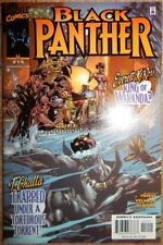 Black Panther #14 (Marvel 1998) - > Christopher Priest, sal velluto