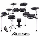 Alesis DM10 Pro MK 2 Mesh Head 6pce Electronic Drum Kit Drumset with 3x cymbals