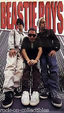 Beastie Boys 1992 Check Your Head Rare Capitol Records Original Promo Poster