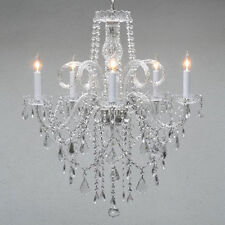 Chandelier Lighting Crystal Chandeliers H30
