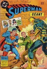 Comics Français  SAGEDITION  Superman Géant N°22