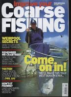 IMPROVE YOUR COARSE FISHING MAGAZINE - July 2002