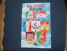 GUERIN SPORTIVO=CALENDARI EUROPA 2010/11=INGHILTERRA...