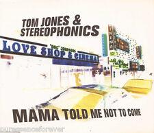 TOM JONES & STEREOPHONICS - Mama Told Me Not To Come (UK 3 Tk CD Single Pt 1)