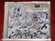 Lie In Ruins: Towards Divine Death CD 2014 Dark Descent Records DDR097CD NEW