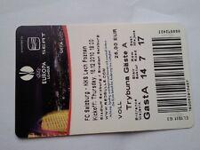 Ticket RED BULL SALZBURG - LECH POZNAŃ 10/11 Europa League Austria Poland