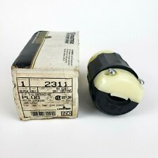Leviton 2311 Locking Plug L5-20p 20a 125v