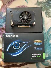 GIGABYTE GEFORCE GTX 960 OC VERSION 2GB WITH ORIGINAL BOX