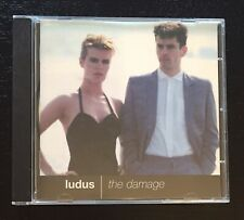 Ludus - The Damage - 2002 CD - LTM Records - LTMCD 2328