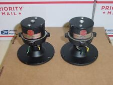 60's vintage ATLAS Tweeter PAIR ~ Hi-Fi DIY  ->  imperial speaker  rp302 super