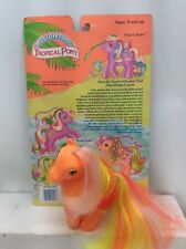my little pony Sea Breeze Tropical Pony Rm2 Big Bin