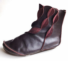 TRIPPEN Germany - Women's PENNA Medieval Boots TREASURE f wine-red EU42 US11 UK9