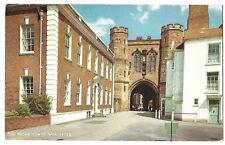Worcester, England vintage Postcard - The Edgar Tower