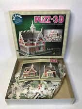 Puzz 3D - Isabella Victorian House 233 Jigsaw Puzzle - Easy Level 100% Complete