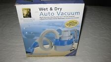 Innovage Products Wet & Dry 12V Auto Vacuum