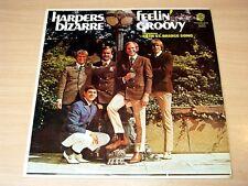 EX -/EX -!!! Harpers Bizarre/Feelin 'Groovy/1967 WARNER BROS Lp