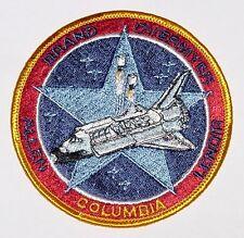 Ricamate patch spaziale NASA STS 5 dello Space Shuttle Columbia... a3058