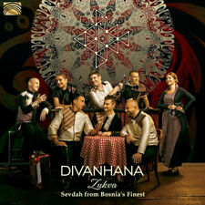 Divanhana : Zukva: Sevdah from Bosnia's Finest CD (2016) ***NEW***