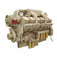 Cummins KTA38M Remanufactured Diesel Engine Long Block or 3/4 Engine