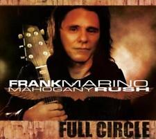 Full Circle Frank Marino & Mahogany Rush CD - Neu!