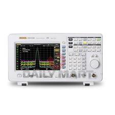 """RIGOL Spectrum Analyzer DSA1030A 9kHz-3GHz 8.5"""" TFT 148dBm (800x480)"""