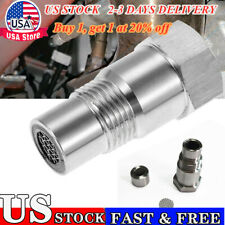 Oxygen O2 Sensor Spacer Adapter Bung Catalytic Converter Fix Check Engine Light-