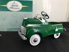 Hallmark Kiddie Car Classics 1941 Steelcraft Chrysler By Murray Pedal Car w/Coa