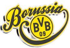 """PIN """"Borussia Schriftzug"""" ANSTECKER BORUSSIA DORTMUND BVB NEU"""
