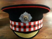 Scots Guards Warrant Officer Class 2 Forage  Peaked Cap & Cap Badge New Size 58