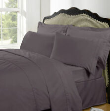 Solid Pattern 100% Cotton Bedding Sets & Duvet Covers
