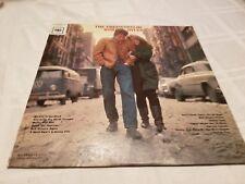 Bob Dylan The Freewheelin' Vinyl Record LP - 1970 - Columbia CS-8786 - Stereo