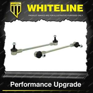 Whiteline Front Sway Bar Link for Holden Colorado RC RG Colorado 7 RG Frontera