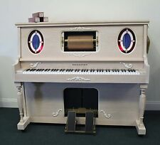 New Story & Clark QRS Auto Roll Player Piano - NEW LOW PRICE - Dealer Stock