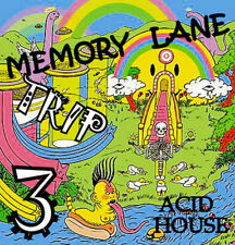 RAVE ACID HOUSE  2 DISC CD SET OLD SKOOL MEMORY LANE TRIP PART 3